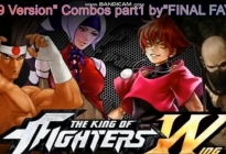 拳皇Wing 2019(The King of Fighters WING 2019) MUGEN开发的拳皇游戏 格斗